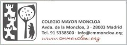 Colegio Mayor Moncloa. Madrid.