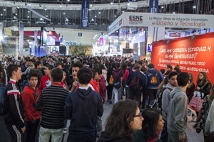 Aula 2015 at the Ifema exhibition centre (Madrid)