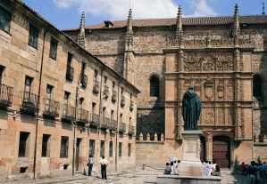Universidades en España: Universidad de Salamanca, en ... - photo#28